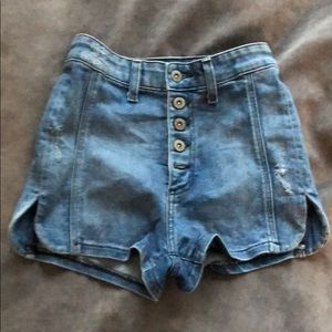 LF High Waisted Shorts